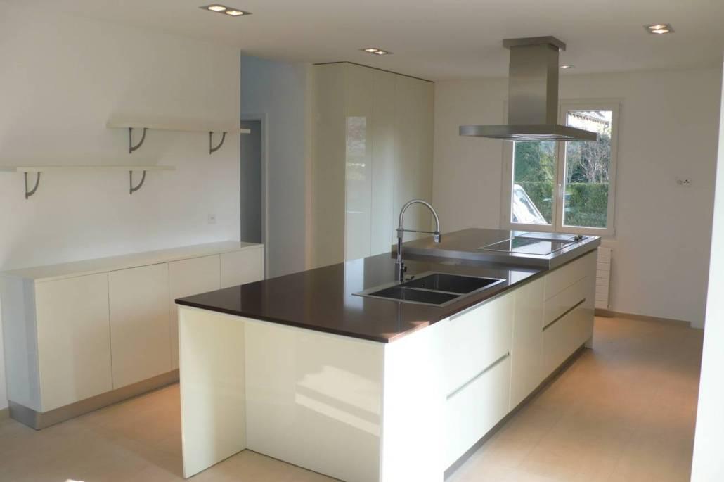 Cucina blanca errepi falegnameria arredamenti - Cucina falegname ...