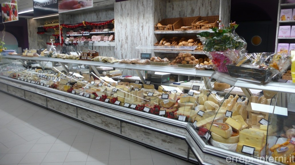 arredamento supermercato errepi falegnameria